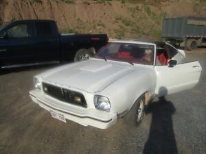 1978 Ford Mustang Coupe (2 door)