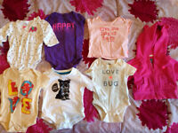 Girls clothing 0-3 Months