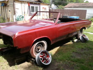 1964 Oldsmobile Cutlass F85 Convertible For Sale