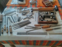 Startlett outils machiniste