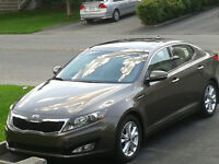 2013 Kia Optima cuir Berline