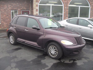 2005 Chrysler PT Cruiser.  Loaded.  Financing.  Trades.