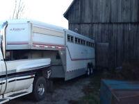 Jamco Aluminum Cattle Trailer (livestock/horse)