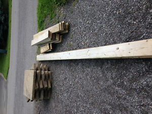used deck boards