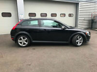 2007 07 Volvo C30 2.4 TD D5 SE LUX 180 BHP DIESEL AUTOMATIC FSH FULL LEATHER ECO