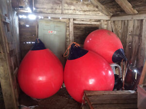 3 x A-7 bouys for sale