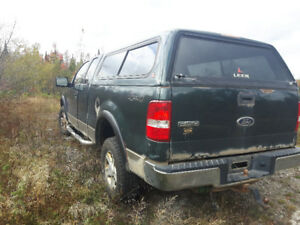 Transmission Ford F 150 Truck included