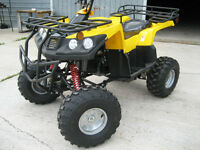 150cc Full-Sized Utility Quad. Small issue. FREE DELIVERY