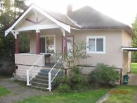 2 bedroom central Nanaimo-includes electricity and hot water