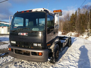 Camion GMC T7500