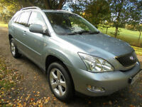 Lexus RX 300 3.0 auto SE LAST DOCTOR OWNER FOR 8 YEARS BREAKWATER BLUE