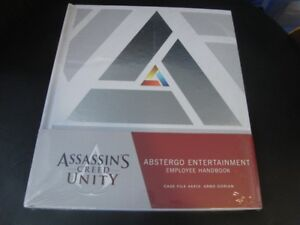 Assassins Creed Unity Employee Handbook Hard Copy Strategy Guide