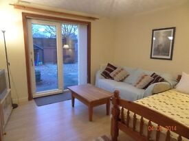 En-suite one bedroom room for single mature professional