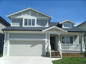 209 Luxstone Road SW, Airdrie AB, Available Feb 1st Rent to Own!