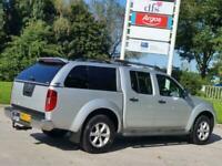 2014 Nissan Navara 2.5 DCI TEKNA 4X4 SHR DCB 188 BHP Auto PICK UP Diesel Automat