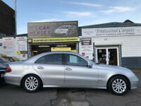 2005 MERCEDES -BENZ E270 AUTOMATIC CDI AVANTGARDE ( AA ) WARRANTED INCLUDED