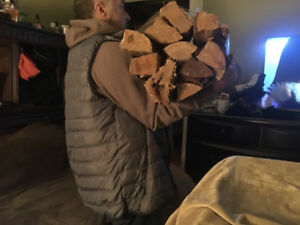Bundled firewood/free delivery