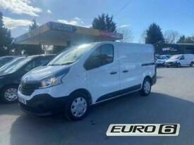 2017 Renault Trafic Sl27 Business Dci Panel Van Diesel Manual