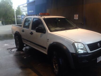 2006 Holden Rodeo Ute 3.6 v6 Airlie Beach Whitsundays Area Preview