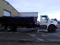 2004 Sterling Acterra Flat Bed Truck for Sale