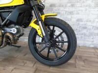 Ducati Scrambler Icon 803 2015 1 owner FDSH