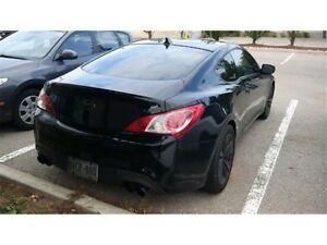 cert./etested 2012 Hyundai Genesis Coupe Coupe (2 door)