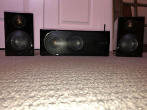 Monitor Audio Radius Stereo Speakers