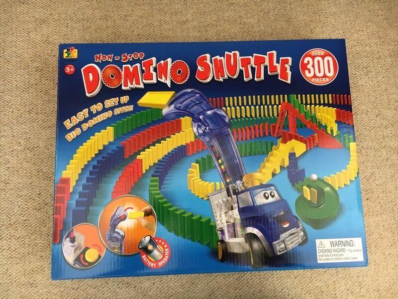 domino shuttle playset  Domino shuttle | in Plymouth, Devon | Gumtree