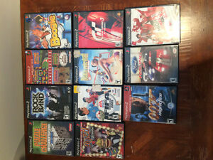 PlayStation 2 games and addons