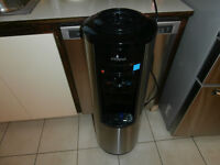 one 5 gallon water cooler water boiling hot for tea or hot choco