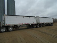 2012 Timpte Super B Hopper Trailer