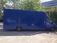 Man and van removals Milton Keynes