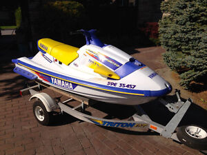 1995 Yamaha Wave Raider Deluxe - excellent condition!...
