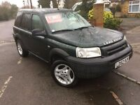 LEFT HAND DRIVE Land Rover Freelander Automatic LHD