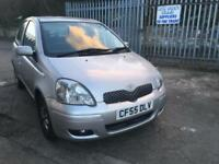 Toyota Yaris 1.3 VVT-i Collection 1 PREVIOUS OWNER,5 DOOR,FULL SERVICE HISTORY
