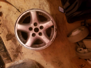 """15"""" Jeep mags 5x4.5"""