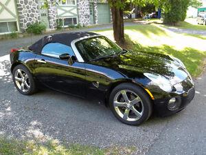 2007 Pontiac Solstice GXP 260hp (Échange Accepté)