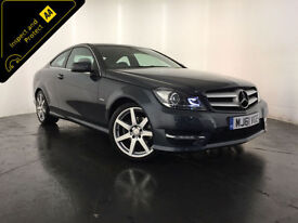 2011 61 MERCEDES-BENZ C250 AMG SPORT EDITION CDI AUTO SERVICE HISTORY FINANCE PX