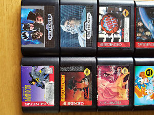 Genesis games for sale