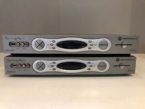 Motorola HD Cable Box x2