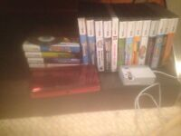 Regular 3Ds, charger and games