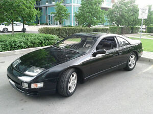 Selling 1990 Nissan 300ZX (Z32), well maintained classic
