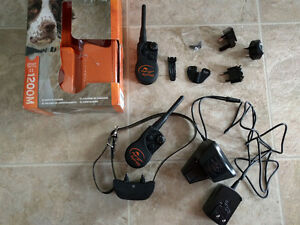 Sportdog SportHunter SD 1225, two remotes