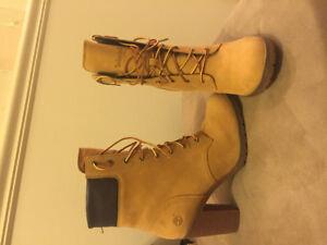 Timberland Heel Boots
