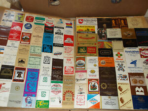 Matchbook collection Cornwall Ontario image 3