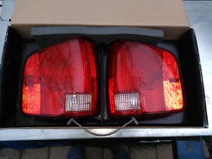 Chevy s10 tail lamps