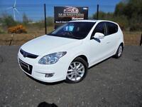 Hyundai i30 1.4 SE 5dr - 2008 - 85,000 miles