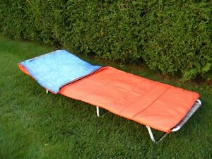 Sleeping et chaise (lit de camp)