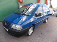 Citroen Dispatch 2.0hdi,900swb. No Vat