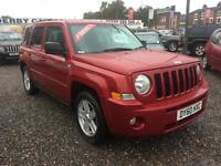 2010 JEEP PATRIOT 2.4 Sport Plus 4 x 4 LOW MILEAGE VERY CLEAN SERVICE HISTORY